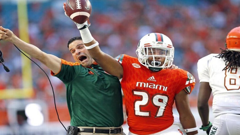 UM's approach with 2-sport football players. And update on status of football season.