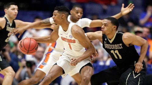Mike White has his Gators believing heading into NCAA Tournament