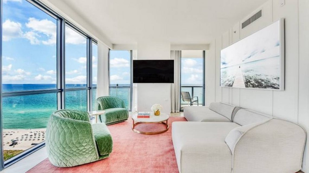 Iconic waterfront Miami Beach hotel and celebrity magnet shows off $30 million face lift