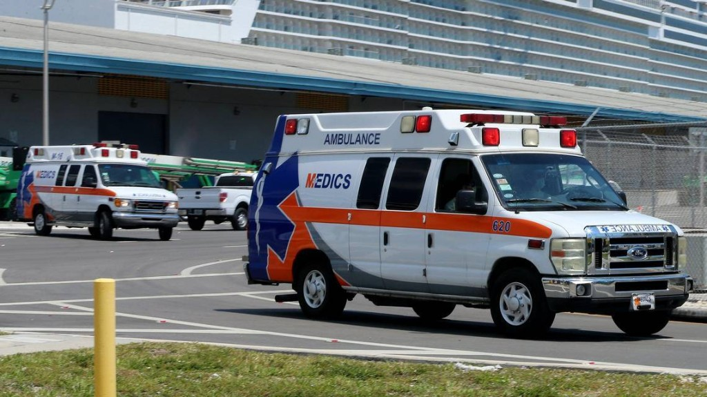 Family members of Coral Princess passengers stuck at PortMiami plead for hospital care