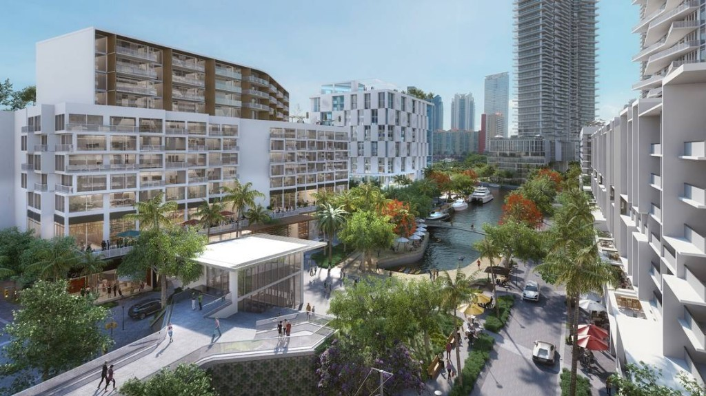 Here's what the massive Intracoastal Mall redevelopment project will look like