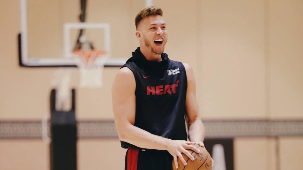 King of the NBA Disney Bubble? Heat's Meyers Leonard having fun documenting bubble life