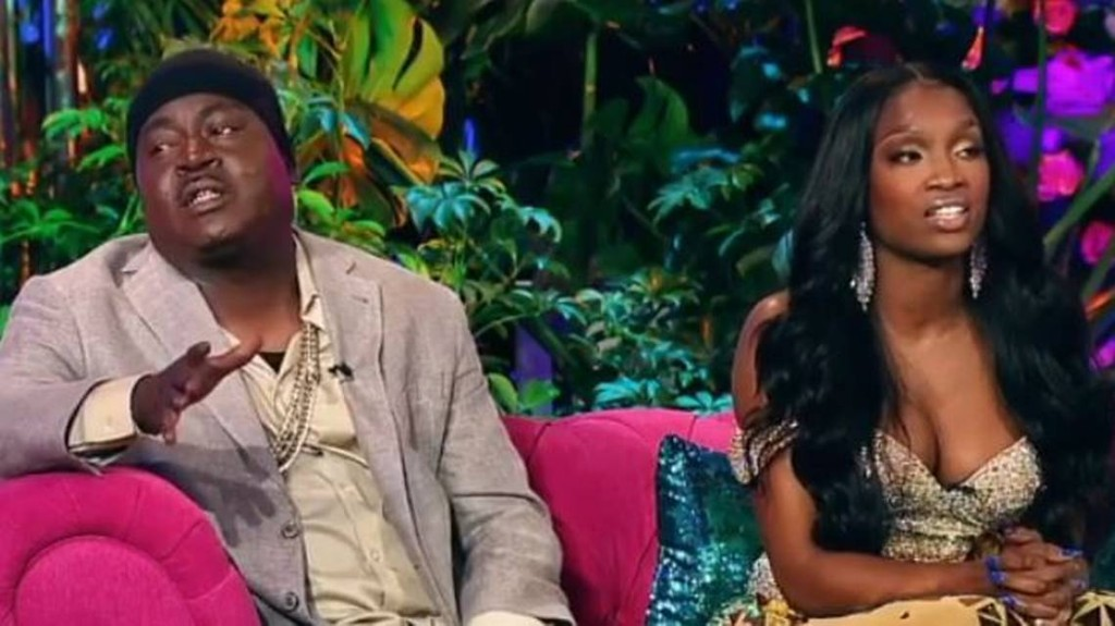 'They're a disaster:' Love & Hip Hop's Trick Daddy and Joy just can't quit each other