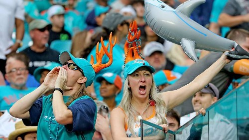 Miami Dolphins offering relief to season-ticket holders impacted by coronavirus