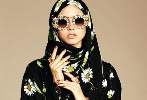 Dolce & Gabbana lanza colección de hijabs
