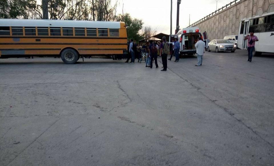 Reportan bloqueos y balacera en Reynosa