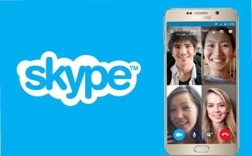 Skype anuncia videollamadas en grupo desde móviles