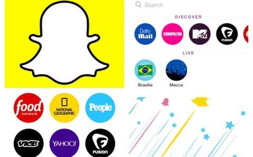 Snapchat está muy cerca de superar a Facebook