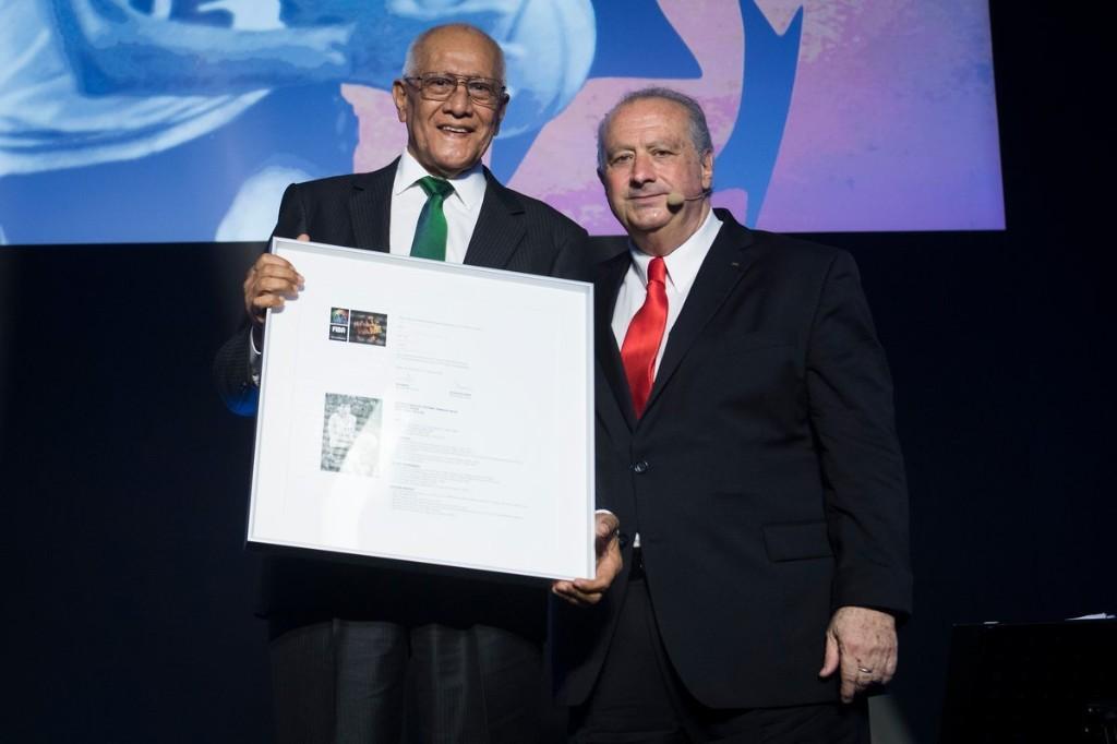 Manuel Raga, primer mexicano en entrar al Salón de la Fama de la FIBA