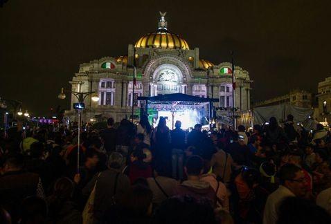 Bellas Artes se rinde una vez más ante Juan Gabriel