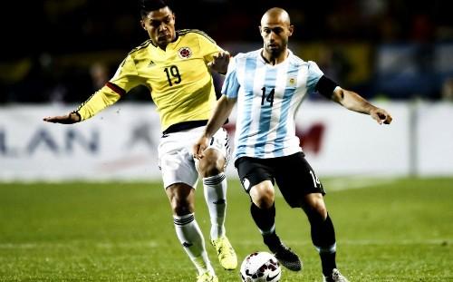 Argentina echó en penales a Colombia y es semifinalista