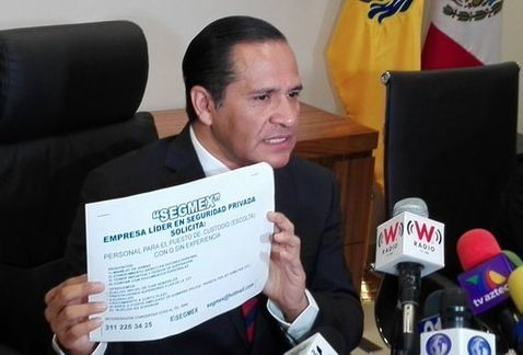 Cártel de Jalisco reclutaba sicarios con empresa de seguridad privada