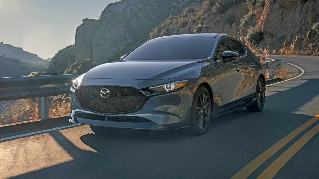 2021 Mazda 3 2.5 Turbo First Look: Speedier, Even If It's No Mazdaspeed 3