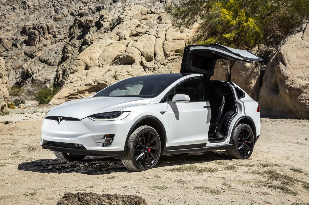 Ford Paid Almost $200,000 for its Own Tesla Model X P90D