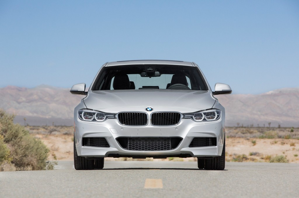 Next-Generation BMW 3 Series to Debut All-Electric Powertrain