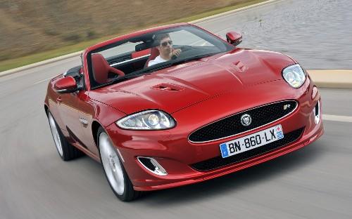 Jaguar's Ian Callum Wants to Bring Back the XK