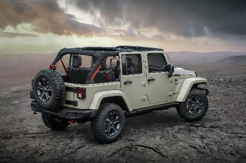 FCA Sees Jeep Becoming a World-Dominating Mega-Brand