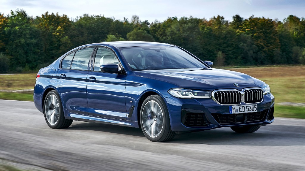 2021 BMW 540i xDrive First Test: Quick, But Not Exactly Fun