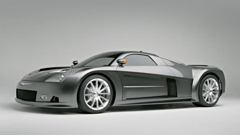Chrysler's Y2K-era Concept Cars Are Fantastically Weird