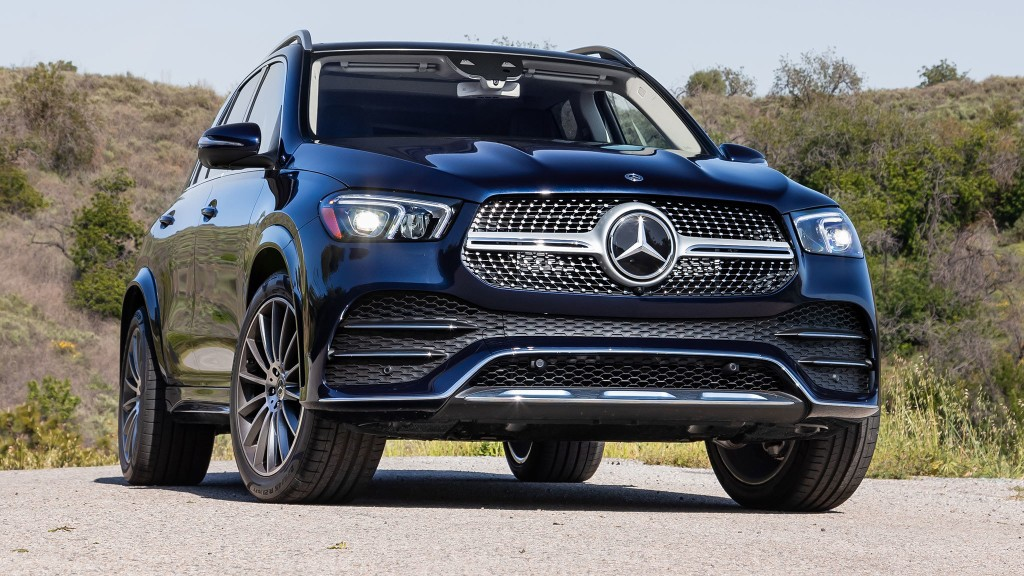 Is the 2020 Mercedes-Benz GLE 450 4Matic a Good Road Trip Car?