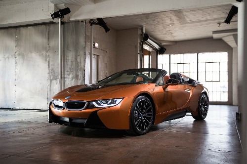 Current BMW i3, i8 May be the Last