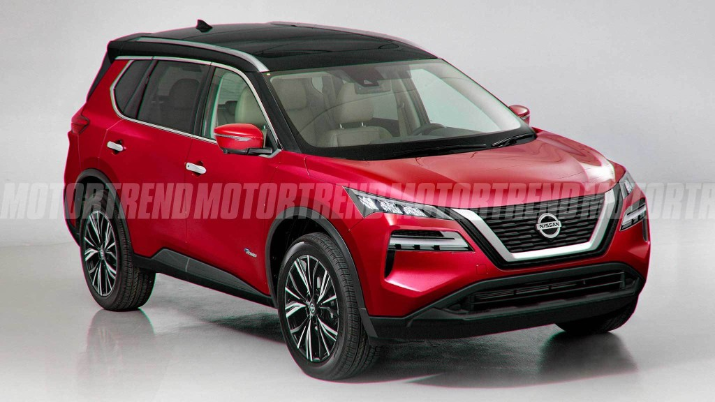 2021 Nissan Rogue First Look: What to Expect from the All-New Compact SUV