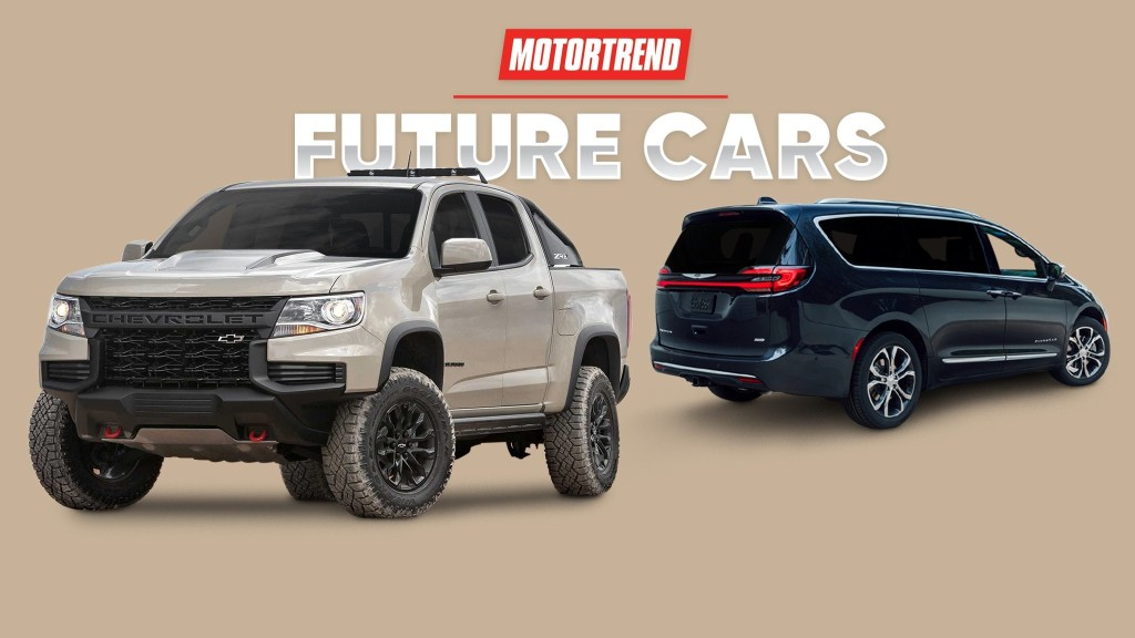 Future Trucks and Minivans: Coming Soon
