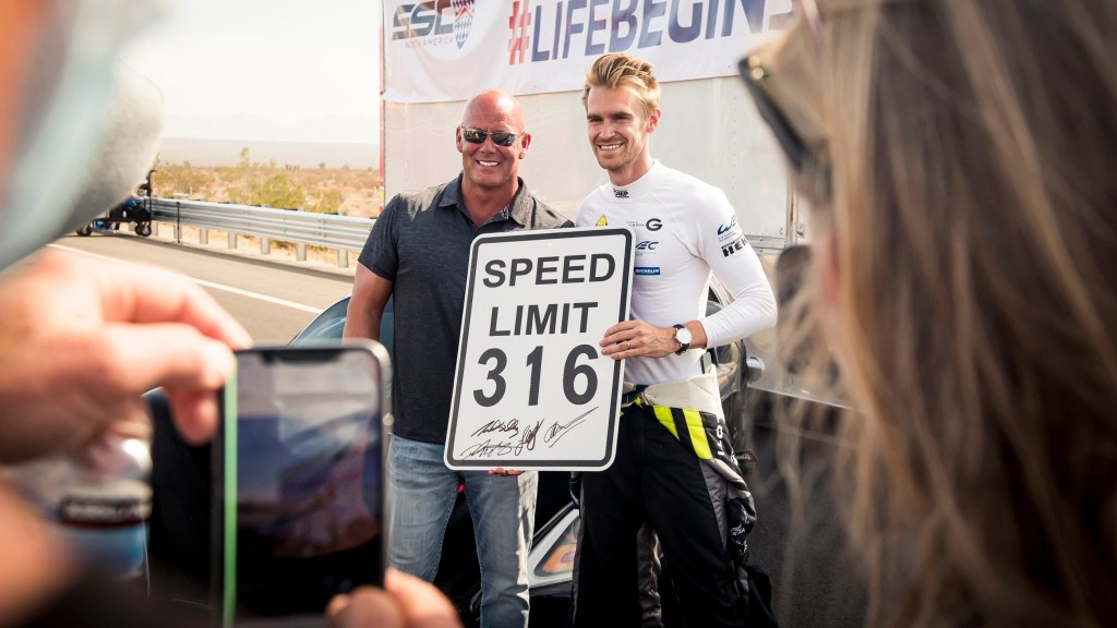"Dumb Controversy Erupts Over ""Faked"" World's Fastest Car Speed Record, SSC Claps Back"