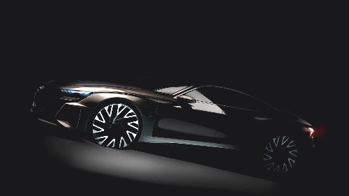 Upcoming Audi E-Tron GT Sedan to Focus on Power