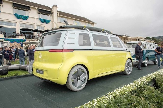 Volkswagen I.D. Buzz Officially Going Into Production by 2022