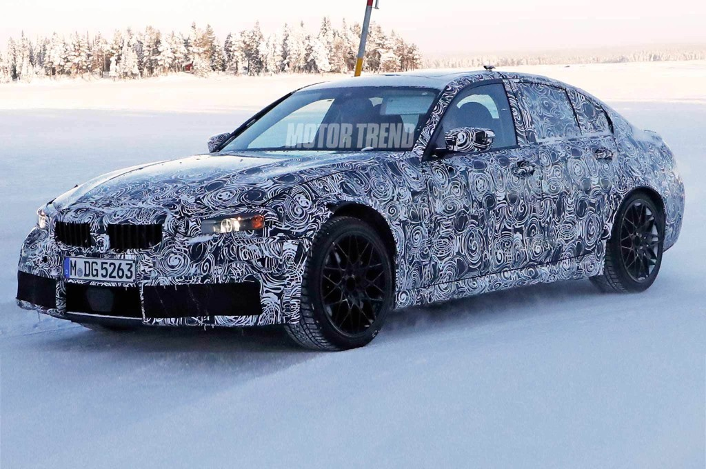 BMW M3 / M4 - cover