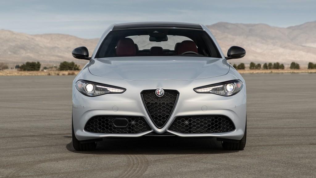 2020 Alfa Romeo Giulia Q4 Ti Sport First Test Review: Yep, It's Even Better