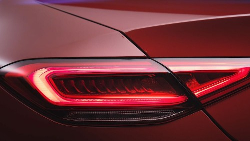 2019 Mercedes-Benz CLS-Class Teased Once More Before Debut