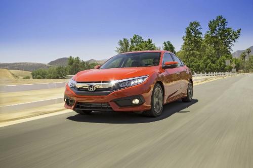 2016 Honda Civic Touring Update 1: Civic Si Lite?