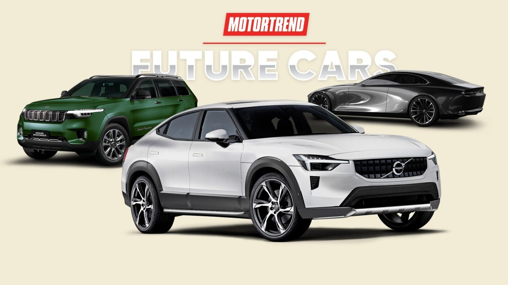 Future Cars! 2021 And Beyond