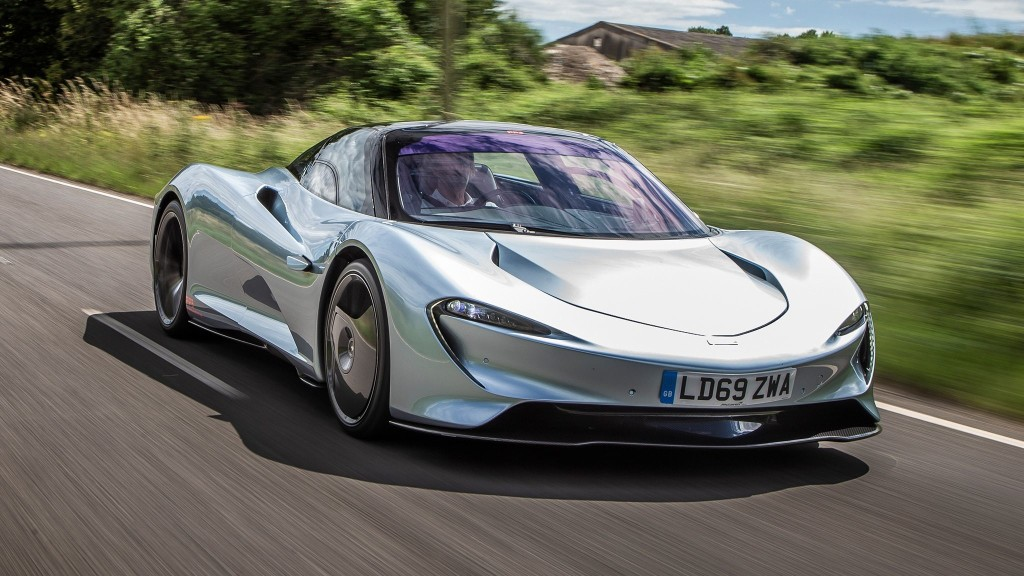 2021 McLaren Speedtail: The Only Car in the World That Can Take You and Two Friends to 250 mph