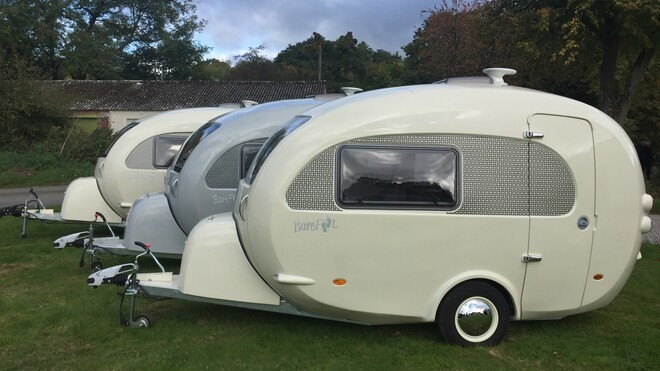 These Retro Camper Trailers Are Just the Freaking Cutest