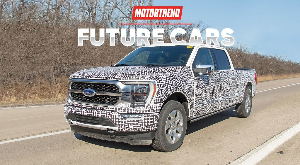 Mark Your Calendars: The 2021 Ford F-150 Debuts on June 25