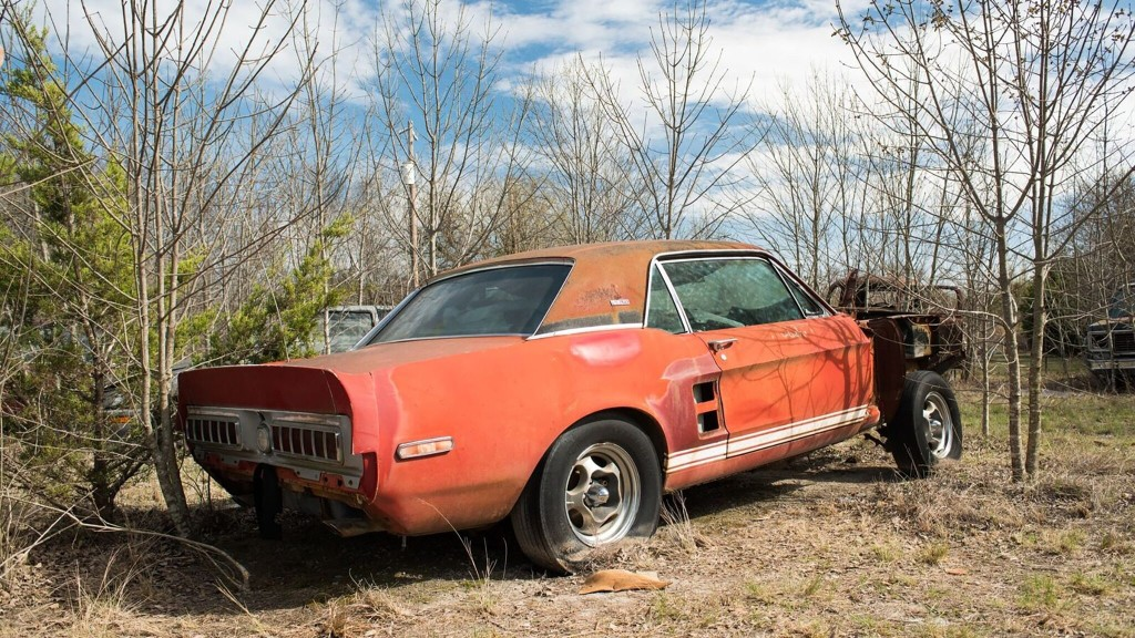 Extremely Rare 1967 Ford Mustang Shelby GT500 Prototype Turns up in Texas