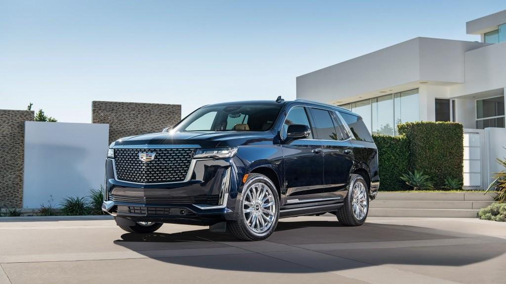 2021 Cadillac Escalade Premium Luxury Platinum First Drive Review: A Proper Flagship?