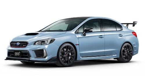 Subaru Confirms WRX STI S209 Will Debut in Detroit