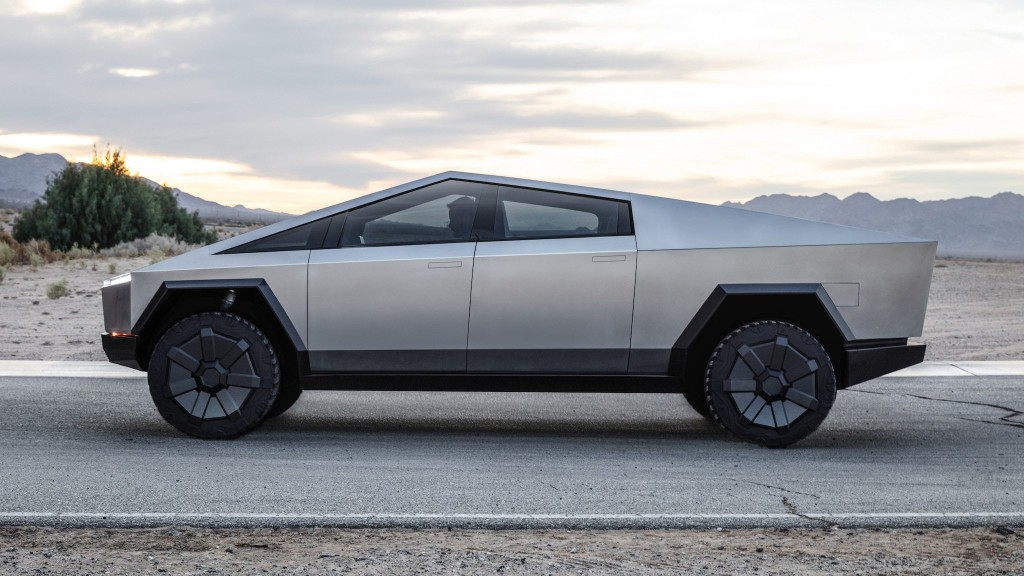 How Tesla's Cybertruck Turns Auto Manufacturing and Engineering Upside-Down