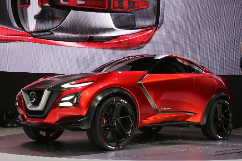 Nissan Gripz Concept Plays Encore in Tokyo, Hints at Next Juke