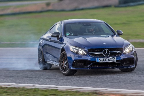 2017 Mercedes-AMG C63 S Coupe First Drive Review