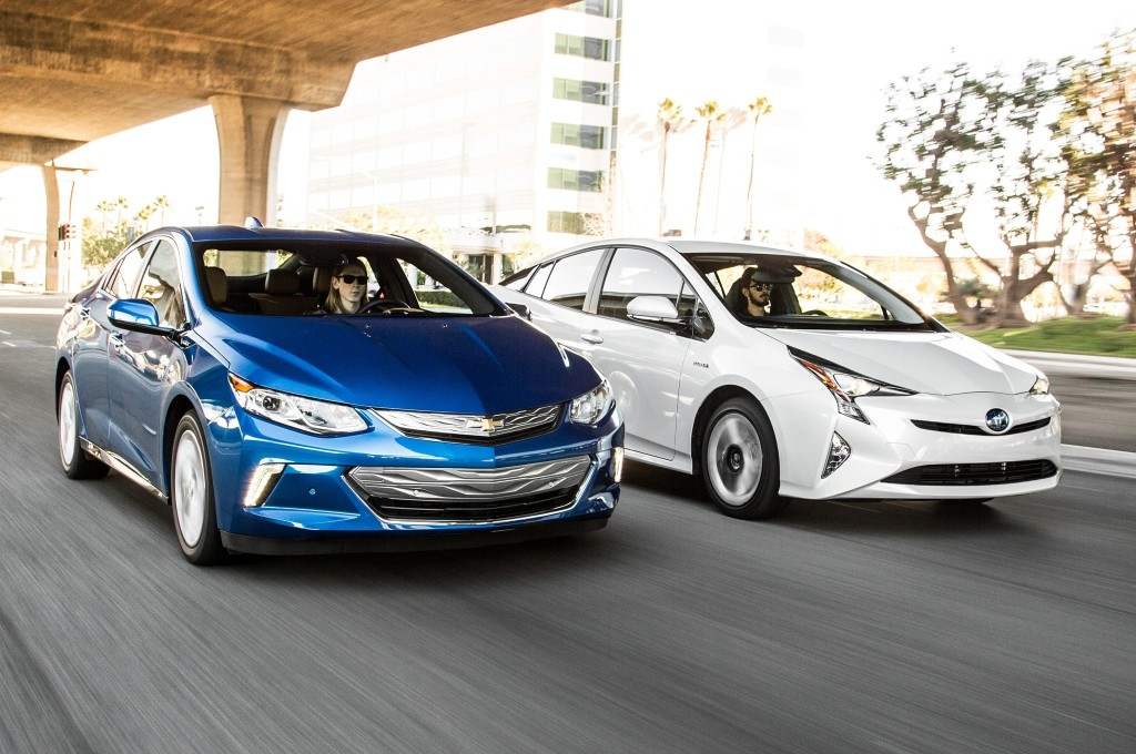 Volt vs. Prius: What's the Best Way to Use One Gallon of Gas?
