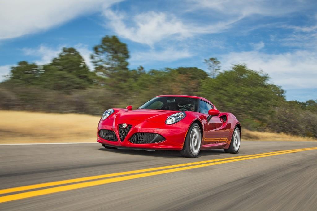 TOTD: 2015 Alfa Romeo 4C, Corvette Z51, or Porsche Cayman S?