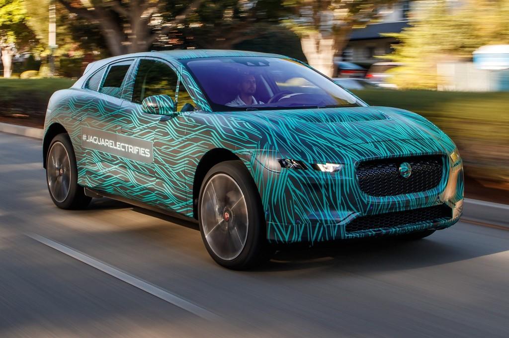 2019 Jaguar I-Pace First Look: Look Out Tesla, Here Comes Jaguar