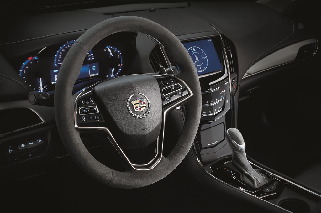Cadillac ATS Zzzoommm - Magazine cover