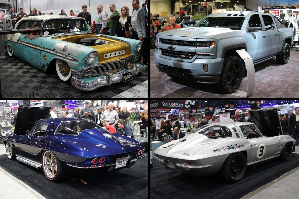Our 15 Favorite Chevrolets From the 2015 SEMA Show