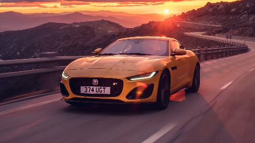 2021 Jaguar F-Type R First Drive: The Jungle Cat Grows Up